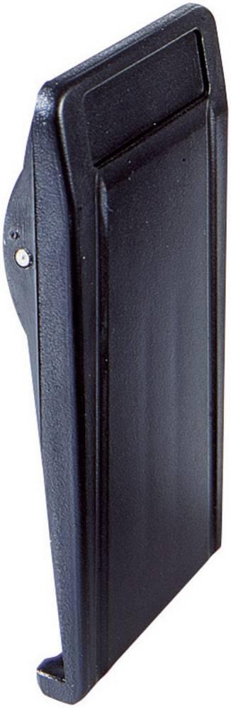 Hus-clip Strapubox GR 1 GR 1 Sort (L x B) 51 mm x 32 mm 1 stk