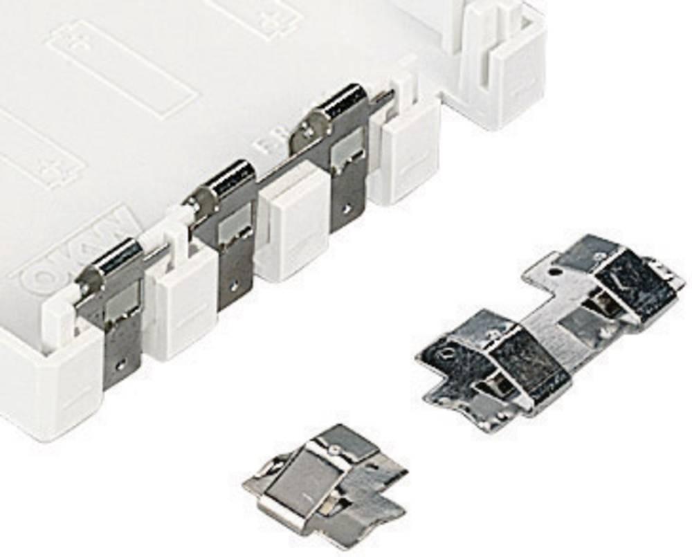Kontaktfjedre OKW COMTEC A9174006 A9174006 Stål Metal 1 Set
