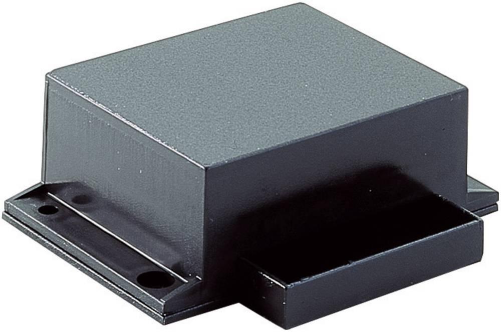 Strapubox Plastično kućište ABS (Š xVxG) 53.5 x 23 x 45 mm, crna A 515 = 521