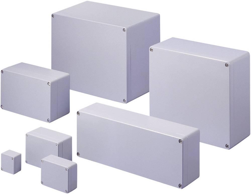 Rittal 9110.210-Univerzalno kućište, aluminijska legura, sivo (RAL 7001), 220x120x90mm