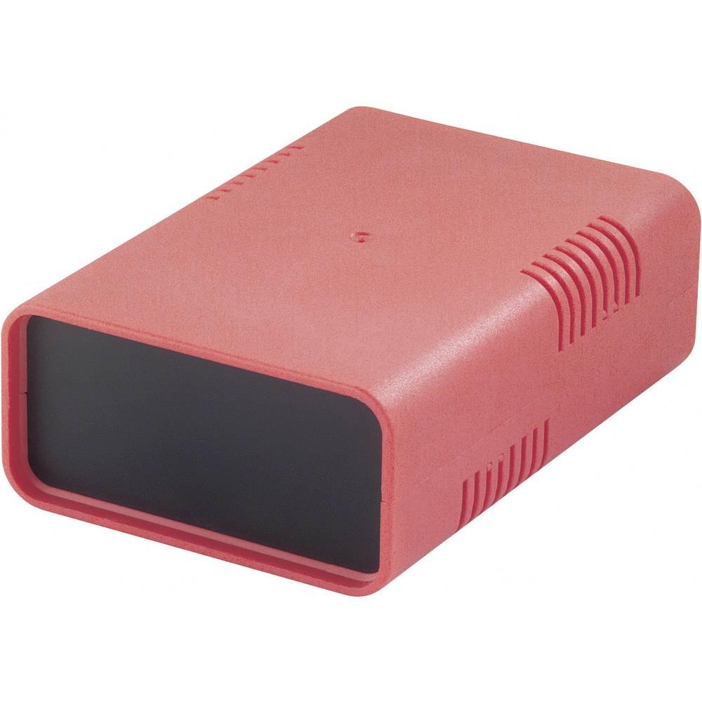 kućište polistirol, ne sadržikadmija (DxŠxV) 135 x 95 x 45mm crvena