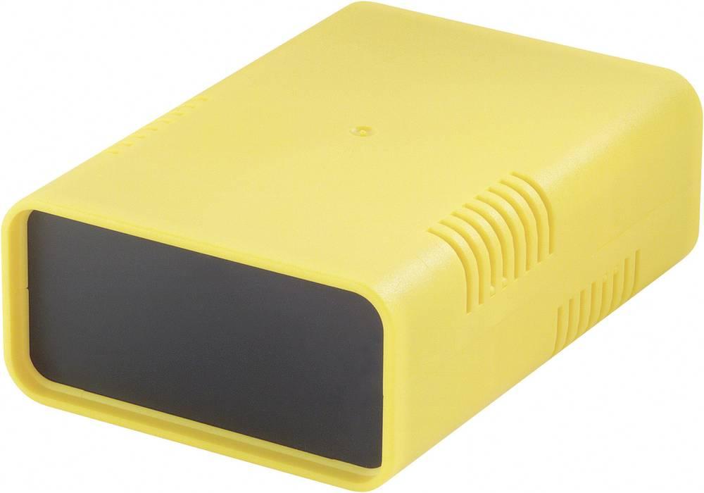 kućište polistirol, ne sadržikadmija (DxŠxV) 135 x 95 x 45mm žuta