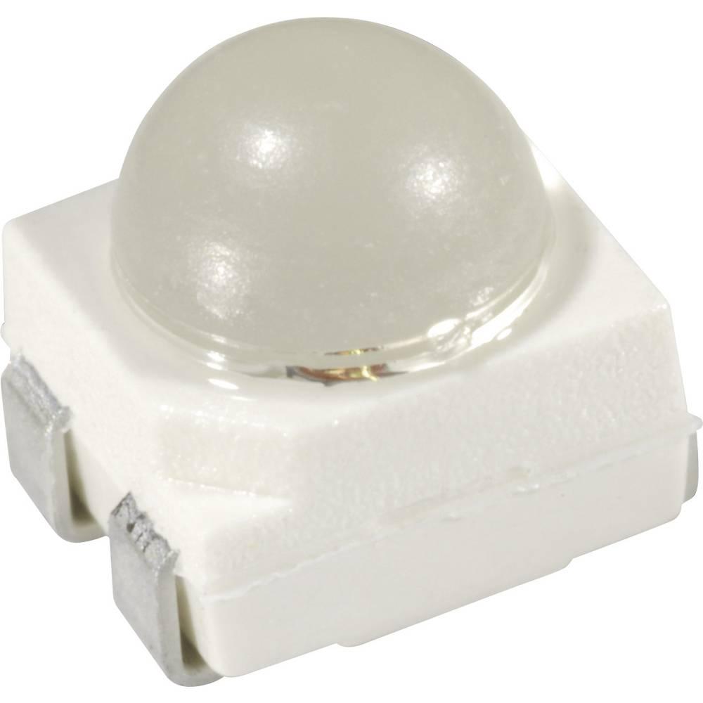 SMD LED OSRAM LA E65F PLCC4 2800 mcd 60 ° Amber