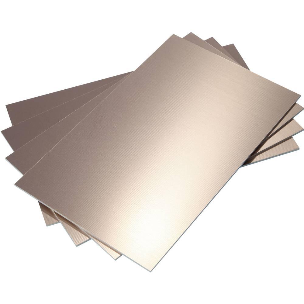 Osnovni materijal-platina, 020306E75 (DxĹ xV) 100 x 100 x 1.5mm Bungard