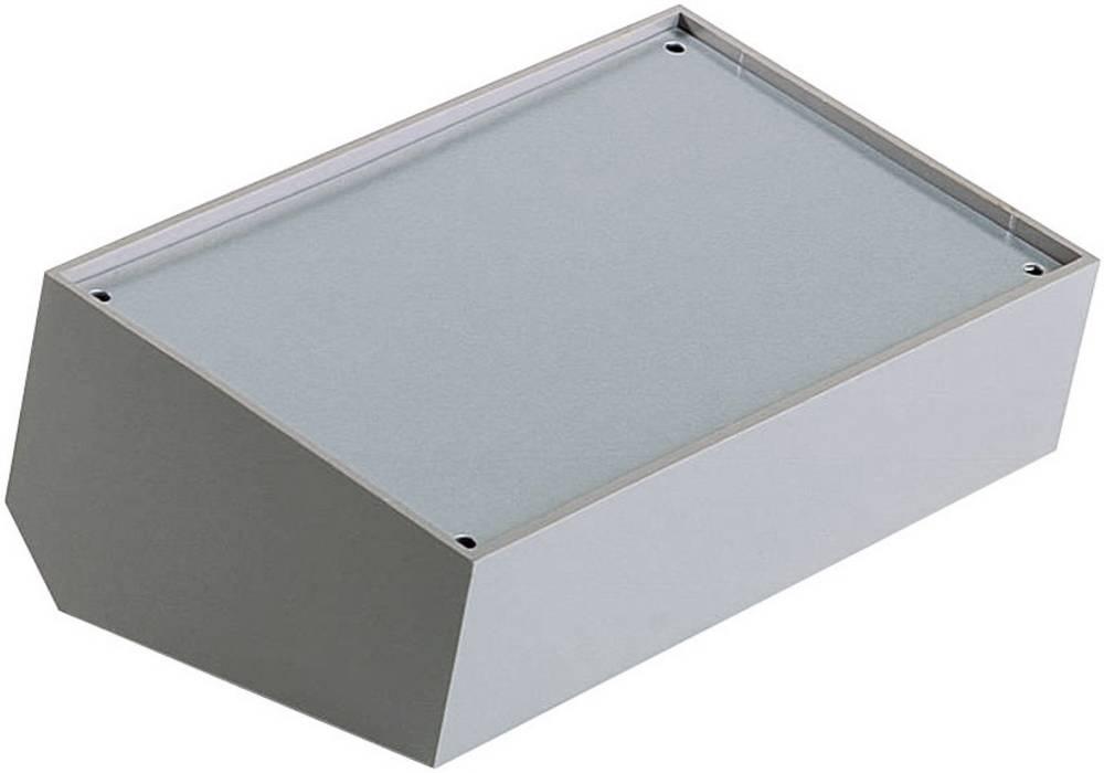 Pult-kabinet TEKO 364 Plast Blå-grå, Sølv 1 stk