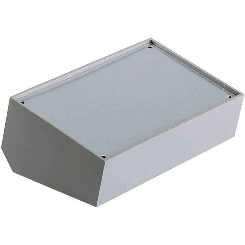 Pult-kabinet TEKO 363 Plast Blå-grå, Sølv 1 stk