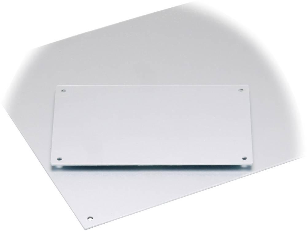 Monteringsplade Fibox CARDMASTER MP 21/18 Stål Grå 1 stk