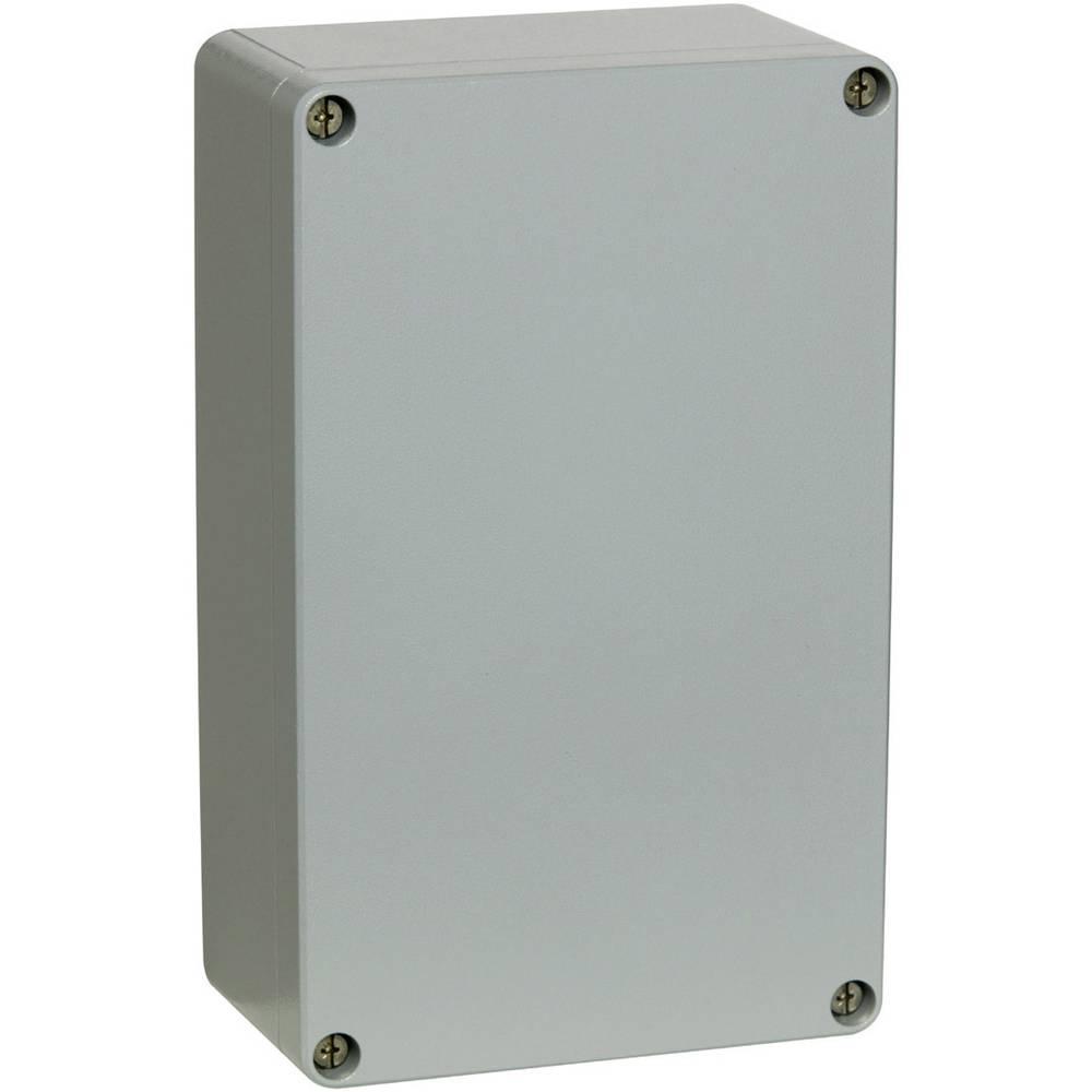Fibox Mounting plate AM 1626 (L x W) 244 mm x 146 mm Silver-grey