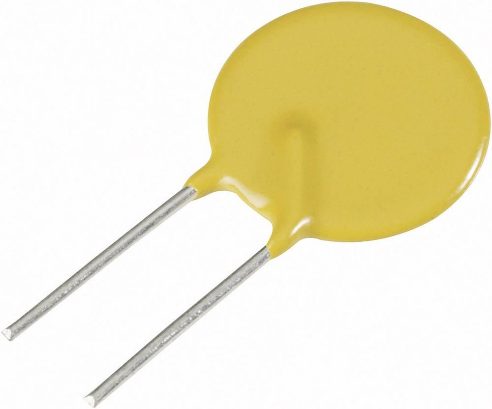PTC-tokovna varovalka I(H) 1.35 A 60 V (D x Š x V) 15.7 x 3.1 x 25.2 mm ESKA FRX135-60F 1 kos