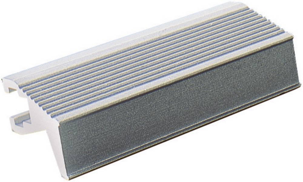 Listegreb Fischer Elektronik Grå (L x B x H) 40.1 x 14 x 12 mm 1 stk