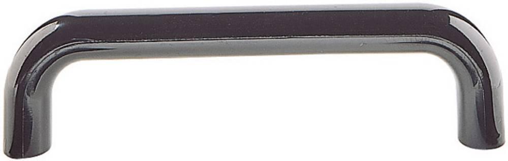 Hank Strapubox 94104 Sort (L x B) 104 mm x 26 mm 1 stk