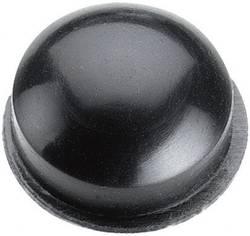 Chassisfod 3M SJ 5003 Selvklæbende, Rund Sort (Ø x H) 11.1 mm x 5 mm 1 stk