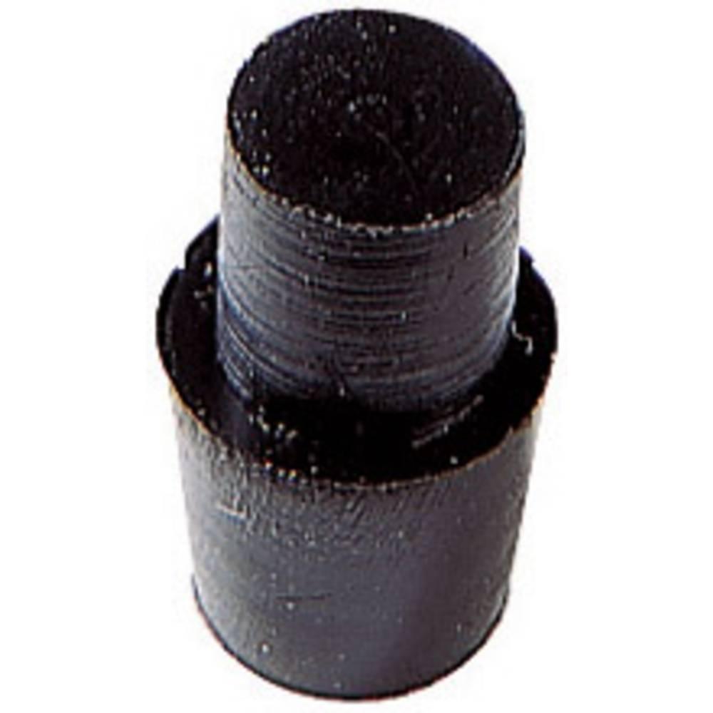 Nogica za uređaj 4001 Weich-PVC, crne