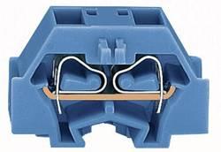 Enkelt klemme 8 mm Trækfjeder Belægning: N Blå WAGO 260-334 1 stk
