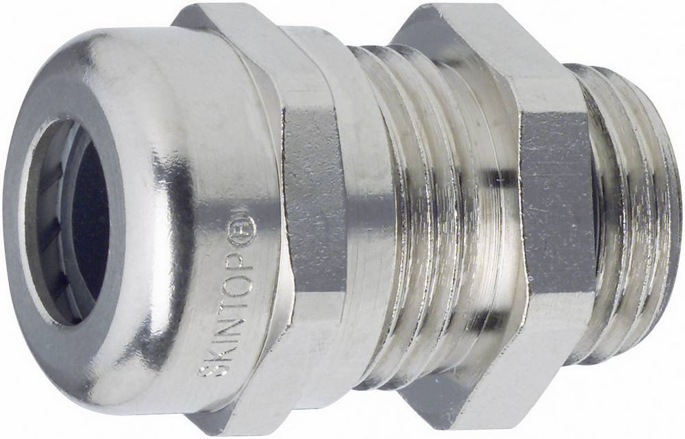 Kabelforskruning LappKabel SKINTOP® MS-SC-M 50X1.5 M50 Messing Messing 1 stk