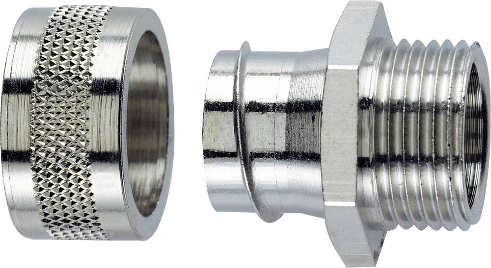 SILVYN® kovinska uvodnica LGF-2-M ravna SILVYN® LGF-2-M 32X1.5 LappKabel vsebuje: 1 kos