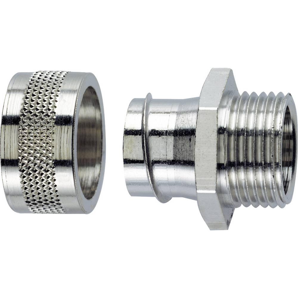 SILVYN® kovinska uvodnica LGF-2-M ravna SILVYN® LGF-2-M 12X1,5 LappKabel vsebuje: 1 kos