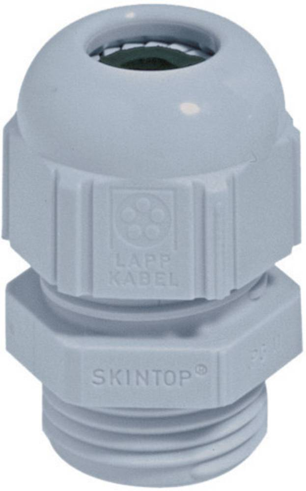 Kabelforskruning LappKabel SKINTOP® ST-M 12x1.5 M12 Polyamid Lysegrå (RAL 7035) 1 stk