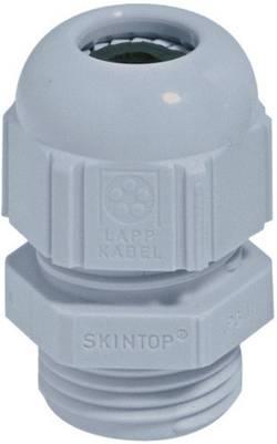 Kabelforskruning LappKabel SKINTOP® ST-M 12x1.5 M12 Polyamid Sølvgrå (RAL 7001) 1 stk