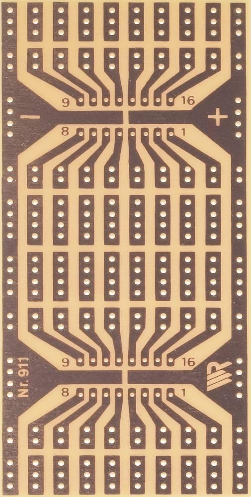 WR Rademacher Laboratorijska pločica (DxĹ xV) 110 x 80 x 1.5mm VK C-911-HP