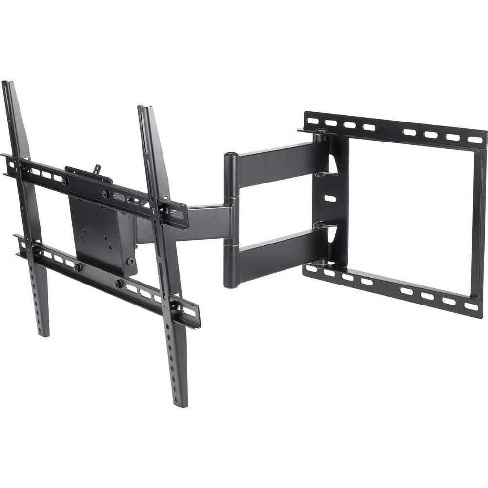 TV-väggfäste SpeaKa Professional 66,0 cm (26) - 139,7 cm (55) 45 kg Tilt + Svängbar Svart