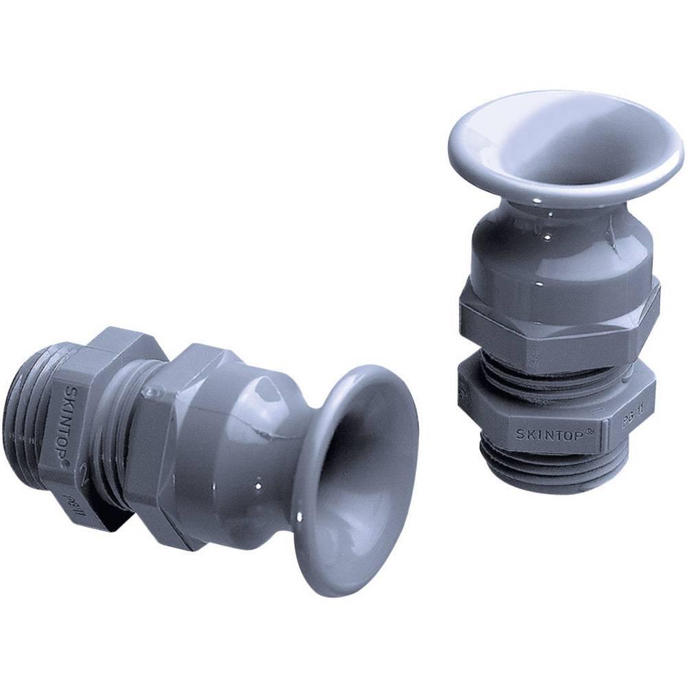 Kabelforskruning LappKabel SKINTOP® BT-M 20 x 1.5 M20 Polyamid Sølvgrå (RAL 7001) 1 stk