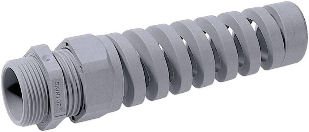 Kabelska uvodnica PG9 poliamid srebrno-sive barve (RAL 7001) LappKabel SKINTOP® BS PG9 1 kos