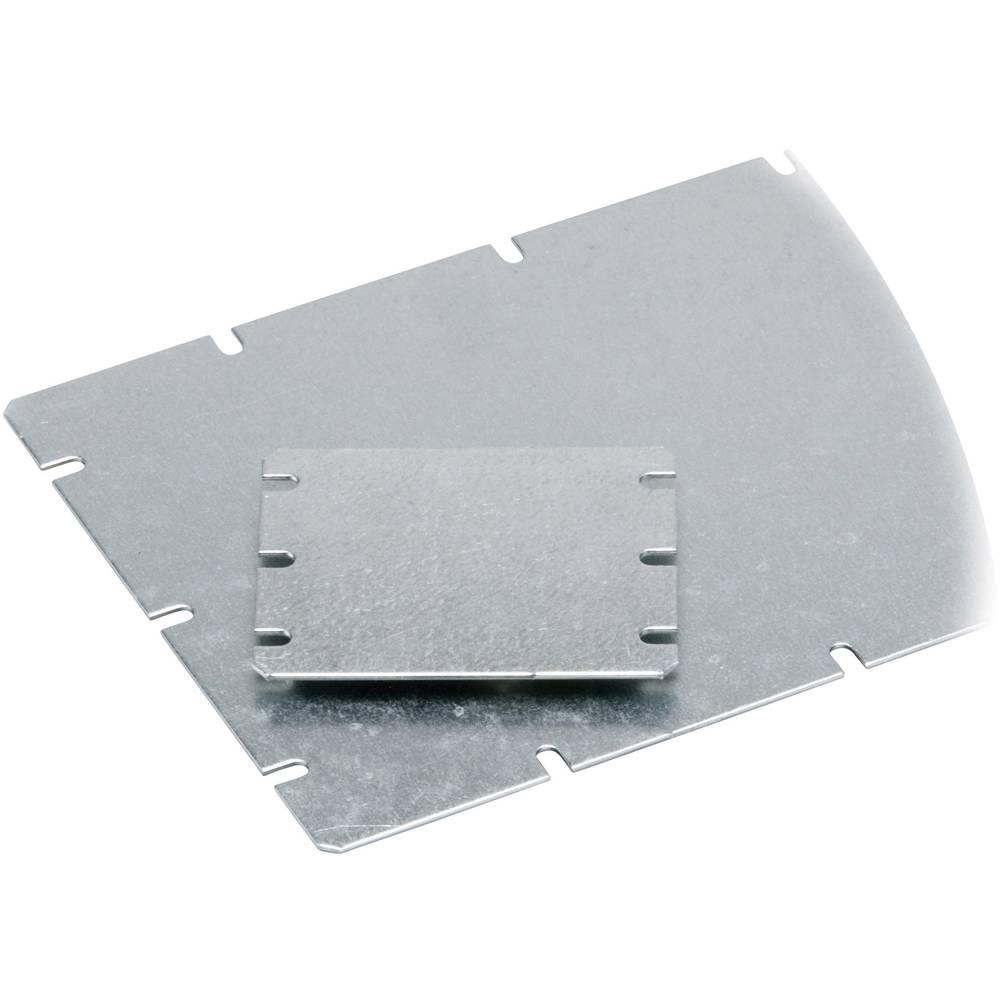 Monteringsplade Fibox EKIV 54 (L x B) 470 mm x 370 mm Stålplade 1 stk