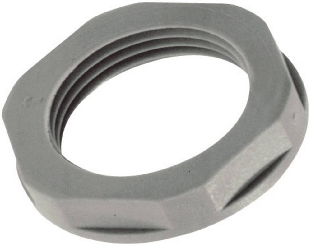 Varovalna matica M63, poliamid črne barve (RAL 9005) LappKabel SKINTOP GMP-GL-M 63x1,5 BK 1 kos