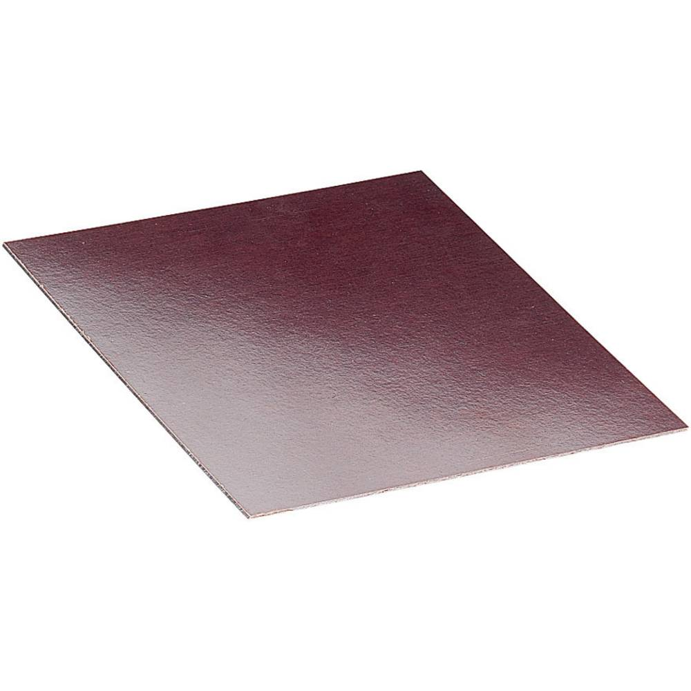 Proma montažna ploča (DxŠxV) 100 x 100 x 2 mm smeđa
