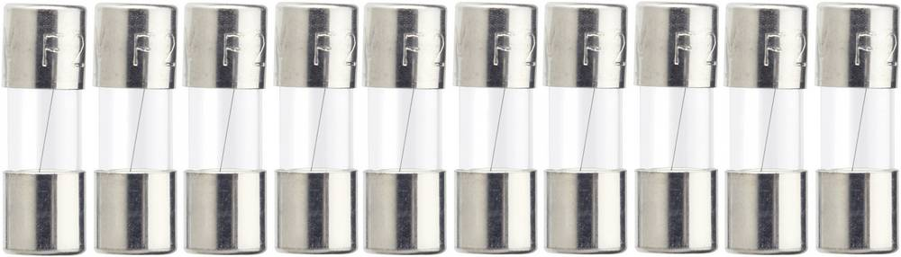 ESKA mini varovalka ( x D) 5 mm x 15 mm 0.8 A 250 V hitra -F- ESKA 515616 vsebuje 500 kosov