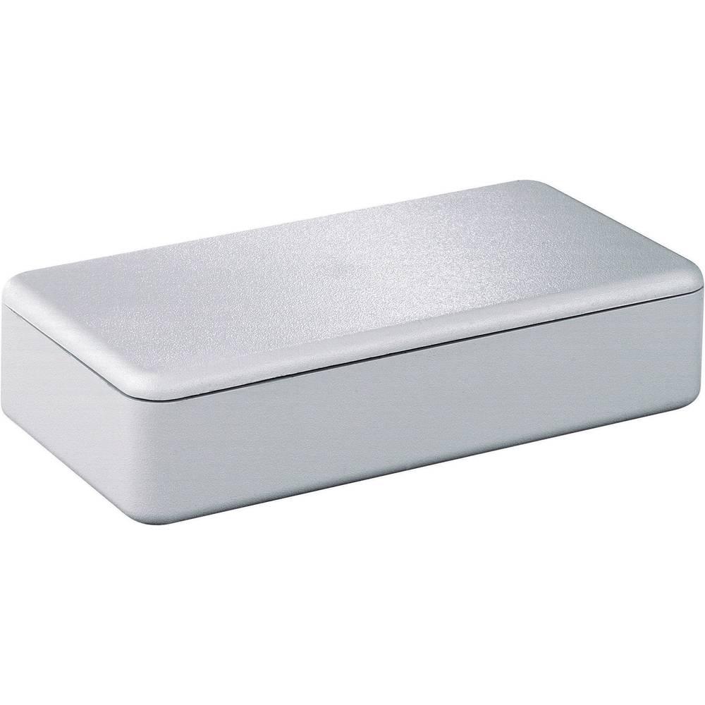 Strapubox kućište od umjetne mase 2410GR ABS (DxŠxV) 100 x51x 25 mm siva