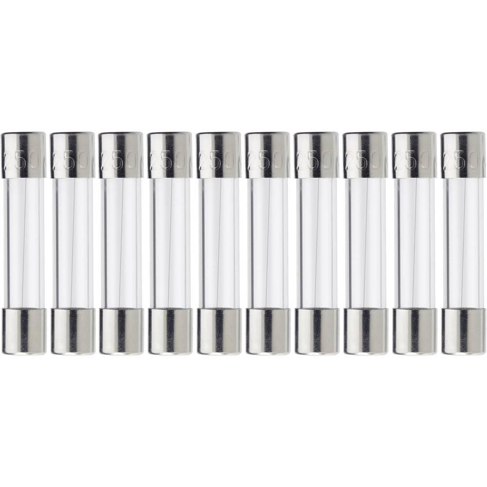 ESKA mini varovalka ( x D) 5 mm x 20 mm 4 A 250 V počasna -T- ESKA 522523 vsebuje 1000 kosov