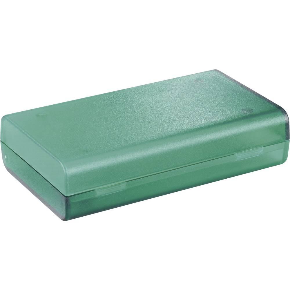 Universalkabinet 124 x 72 x 30 Plast Grøn Strapubox 2515GN 1 stk