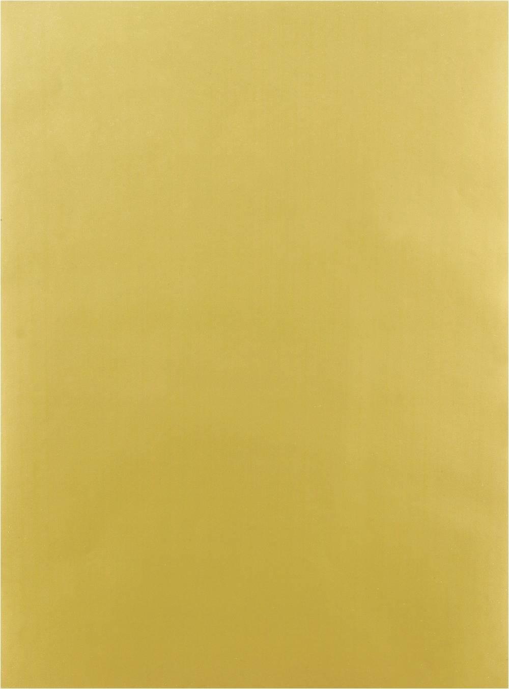 Polyesterfolie Belagt, Selvklæbende Guld (L x B) 297 mm x 210 mm 1 stk