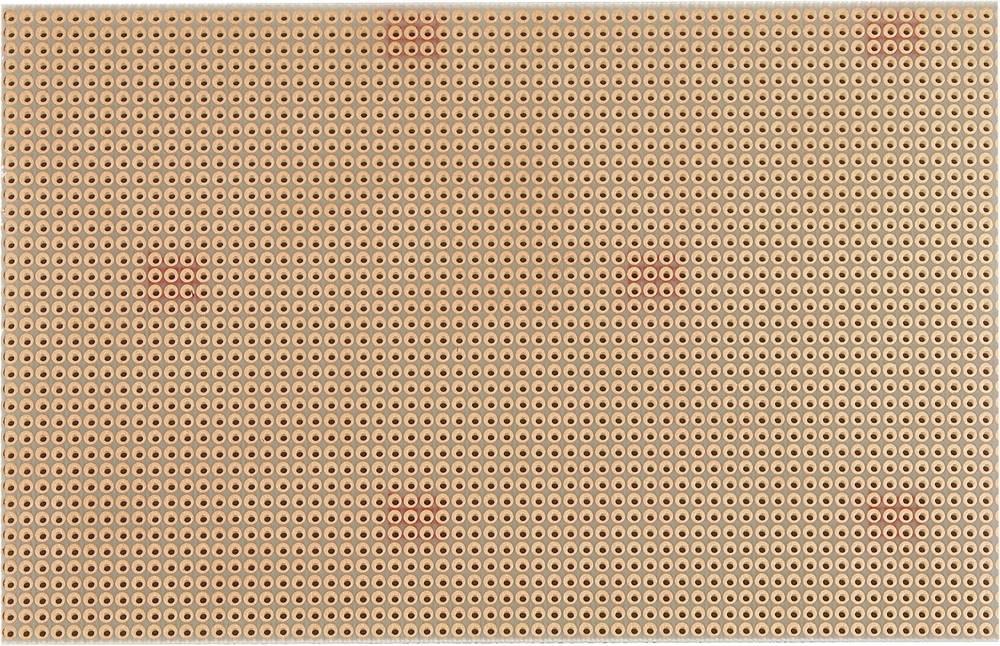 WR Rademacher Raster pločica stočkovnim spojem (D xĹ xV) 160x100 x 1,5 mm 811-5-EP