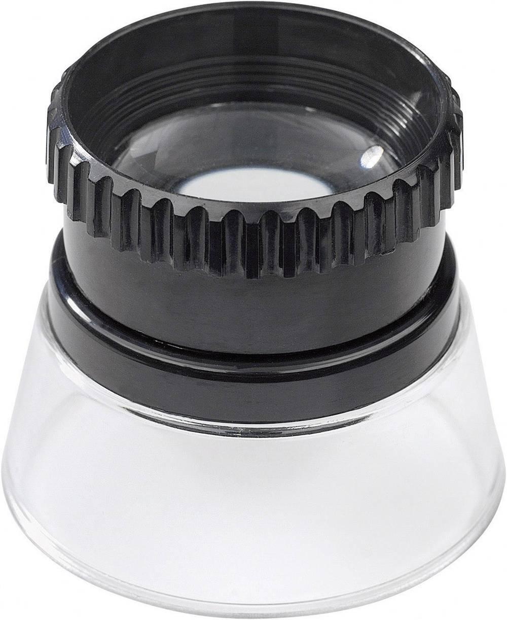 Lupa za elektronike, premer leče: 20 mm 1 kos Magnifier HM15x Conrad Components (Ø x V) 35 mm x 30 mm