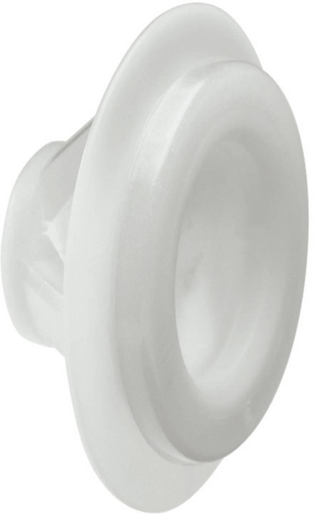 Kabelska uvodnica, promjer sponke (maks.) 10 mm poliamid, TPE (posebna gumijeva zmes neutralnog vonja) svijetlo sive boje (RAL 7