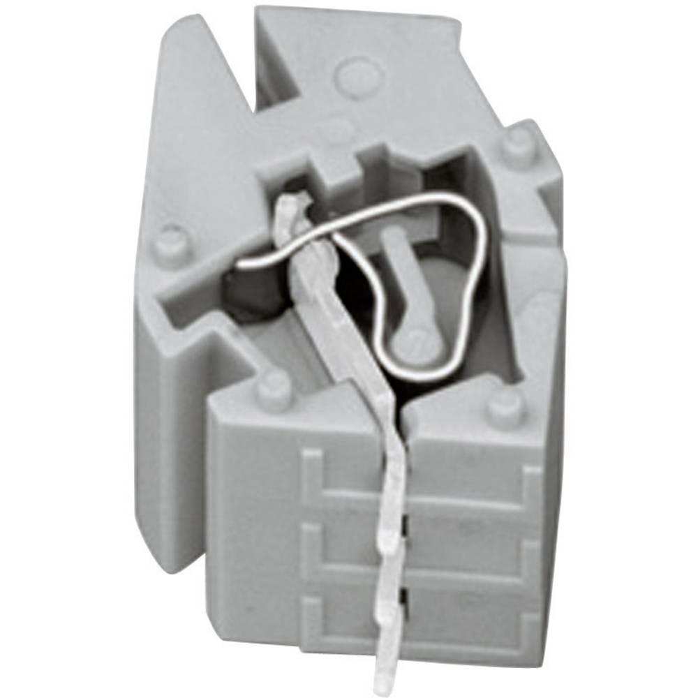 WAGO-Sponka, 3-polna, vrstna 789-133, siva, za prazno kućište 55 mm