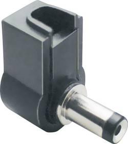 Lavspændingsstik Stik, vinklet 3 mm 1.1 mm BKL Electronic 072614 1 stk