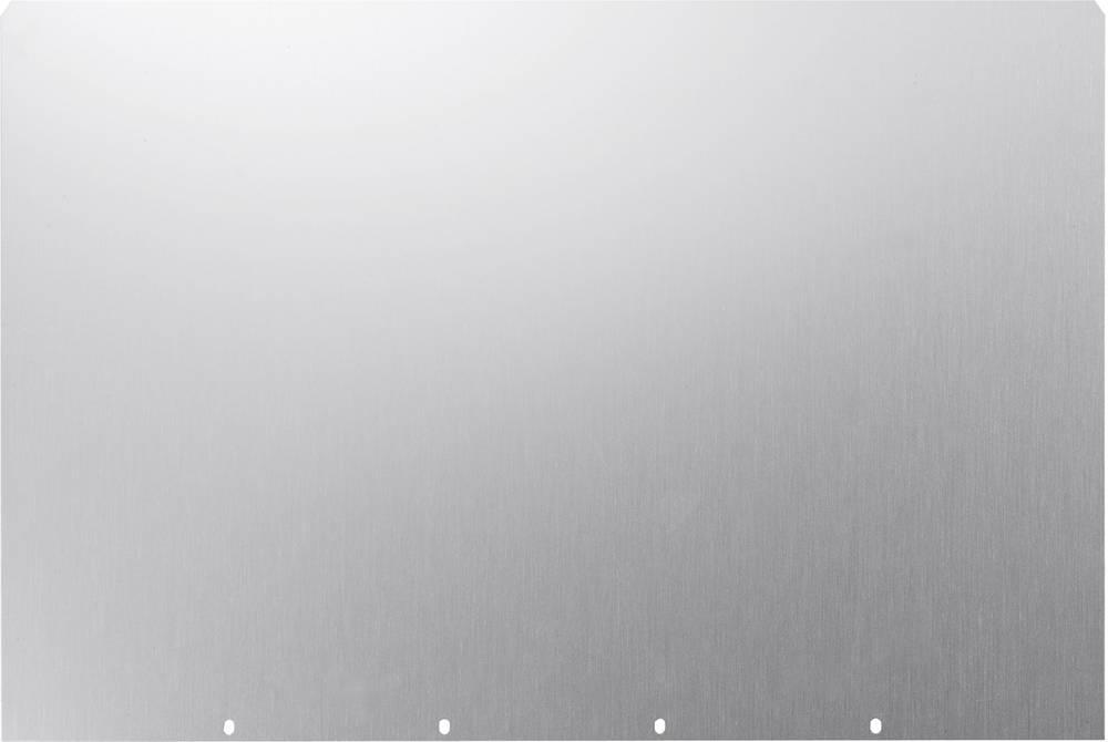 Dækkeplade Schroff multipacPRO 30860-503 lukket (B x H x T) 412 x 1 x 340 mm 1 stk
