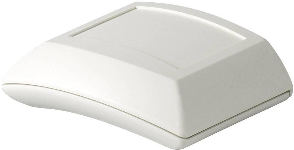 OKW D7000107-Ručno kućište, ABS sivo/bijelo, 80x96x32mm