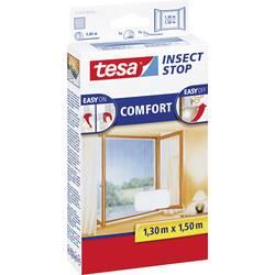 tesa tesa® fluegitter Comfort til vinduer (L x B) 1300 mm x 1500 mm Hvid Insektbekæmpelse og -fangere 55388-20 Insect Stop Comfo