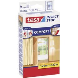 tesa tesa ®  fluegitter Comfort til døre (L x B) 2200 mm x 1200 mm Hvid Insektebekæmpelse og -fangere 55389-20 Insect S