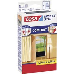 tesa tesa ®  fluegitter Comfort til døre (L x B) 2200 mm x 1200 mm Antracit Insektebekæmpelse og -fangere 55389-21 Inse
