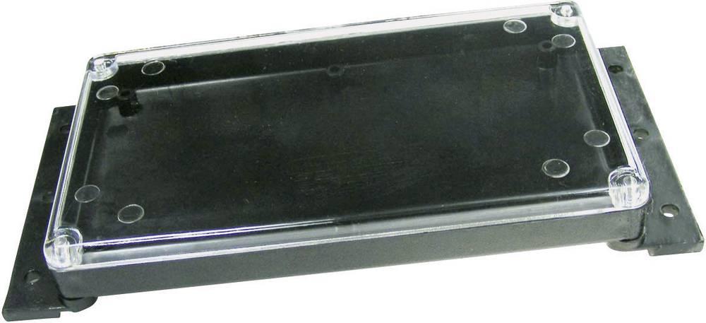 Universalkabinet 120 x 70 x 15 Plast Sort Kemo G088 1 stk