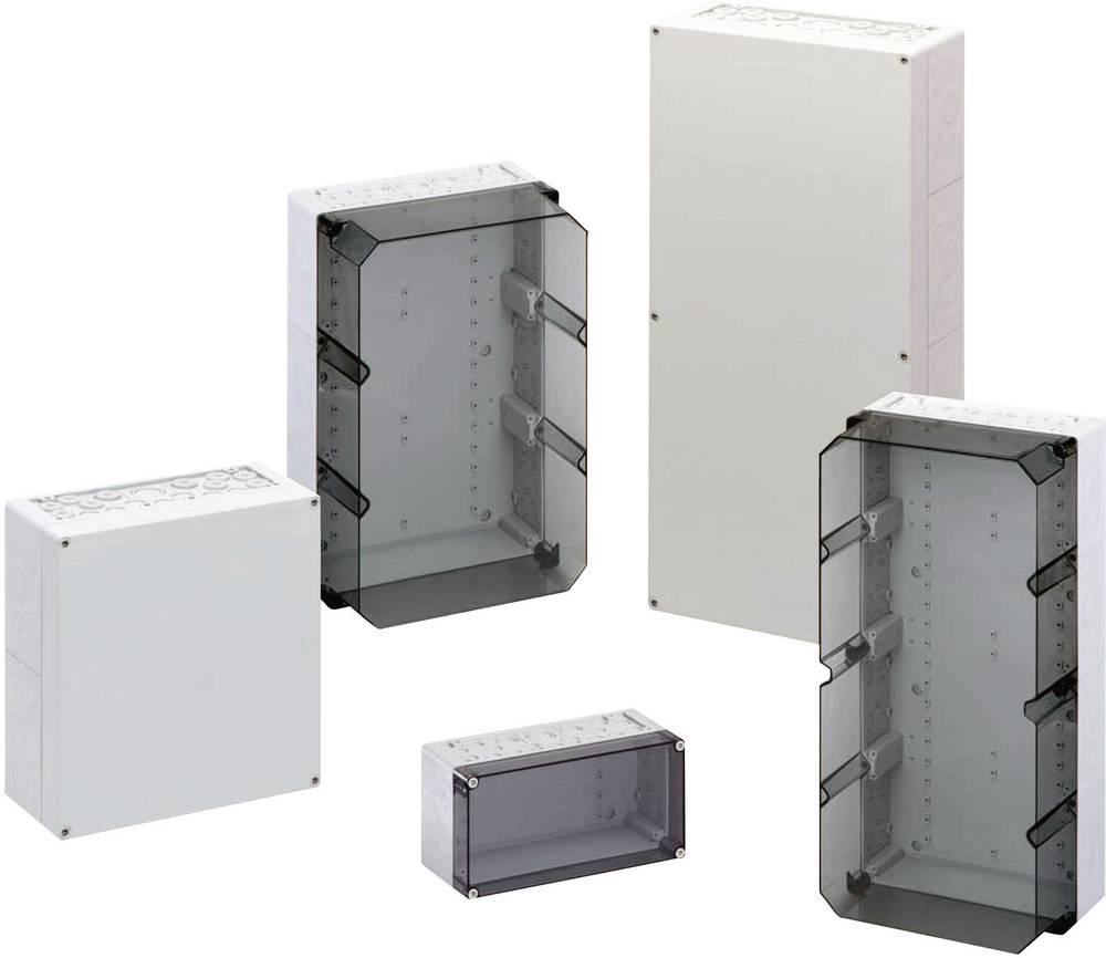 Spelsberg AKi 2-gh-Instalacijsko kućište, polikarbonat, sivo, 300x300x210mm 74390201