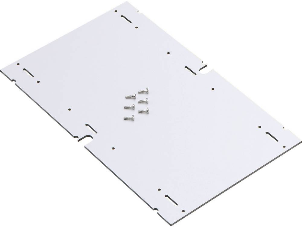Spelsberg 79500401 AK MPI 4 AK Mounting Plate For Plastic Casing (L x W x H) 240 x 540 x 4 mm Insulator Compatible with AKL/AKi