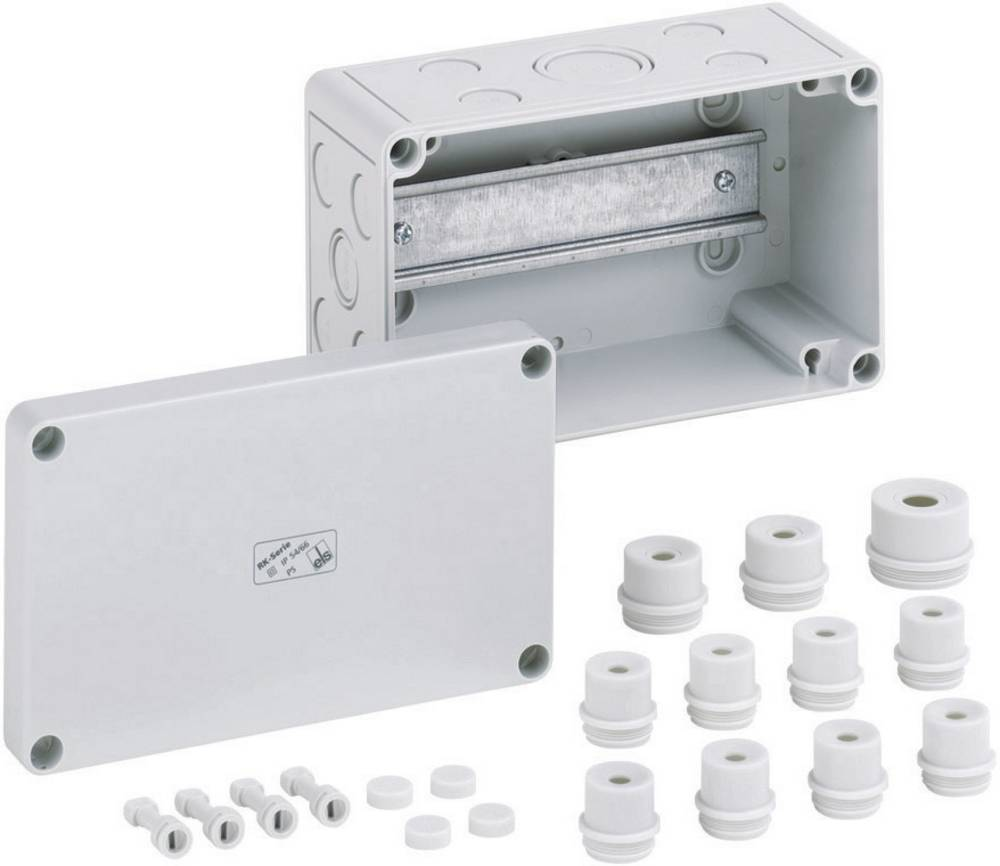 Klemmerække-kabinet Spelsberg RK 4/18 K-L 180 x 110 x 90 Polystyren 1 stk
