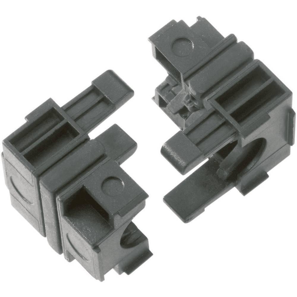 Kabelska uvodnica premer sponke (maks.) 9 mm polipropilen črne barve LappKabel SKINTOP CUBE L 5 kos